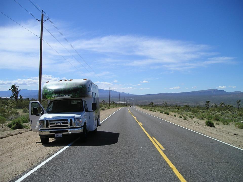 Le Camping Car, le meilleur moyen de déplacement pour un voyage.