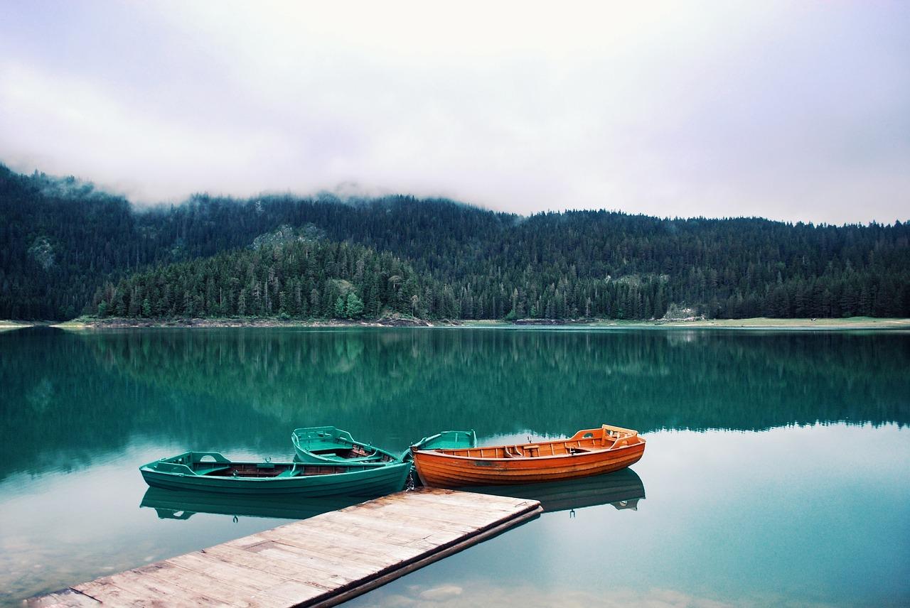 Les lieux les plus épurées du monde pour un voyage d'été.